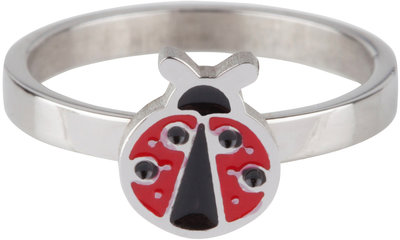 KR63 Lady Bug Shiny Steel