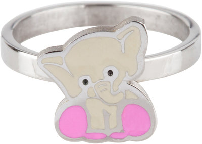 KR69 Elephant Shiny Steel