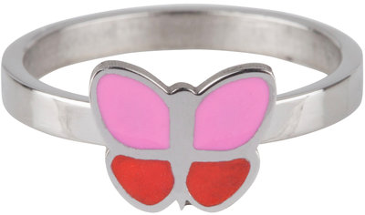 KR80 Butterfly Pink Berry Shiny Steel
