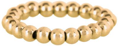 OP=OP Ring R476 Gold 'Stretch Shiny Medium' STAFFELKORTING
