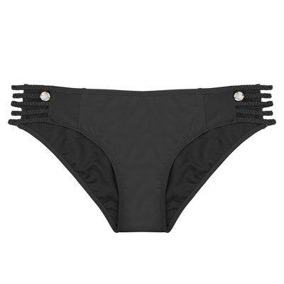 The Boho Fancy Bottom Charcoal-Grey