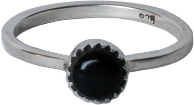 Ring R038 Onyx 'Nature Stone'