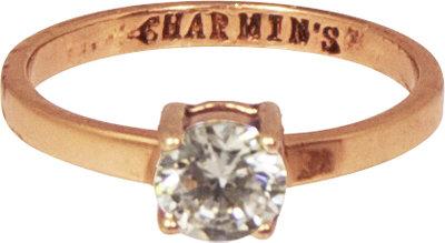 Ring KR51 'Princess Diamond' Rosé